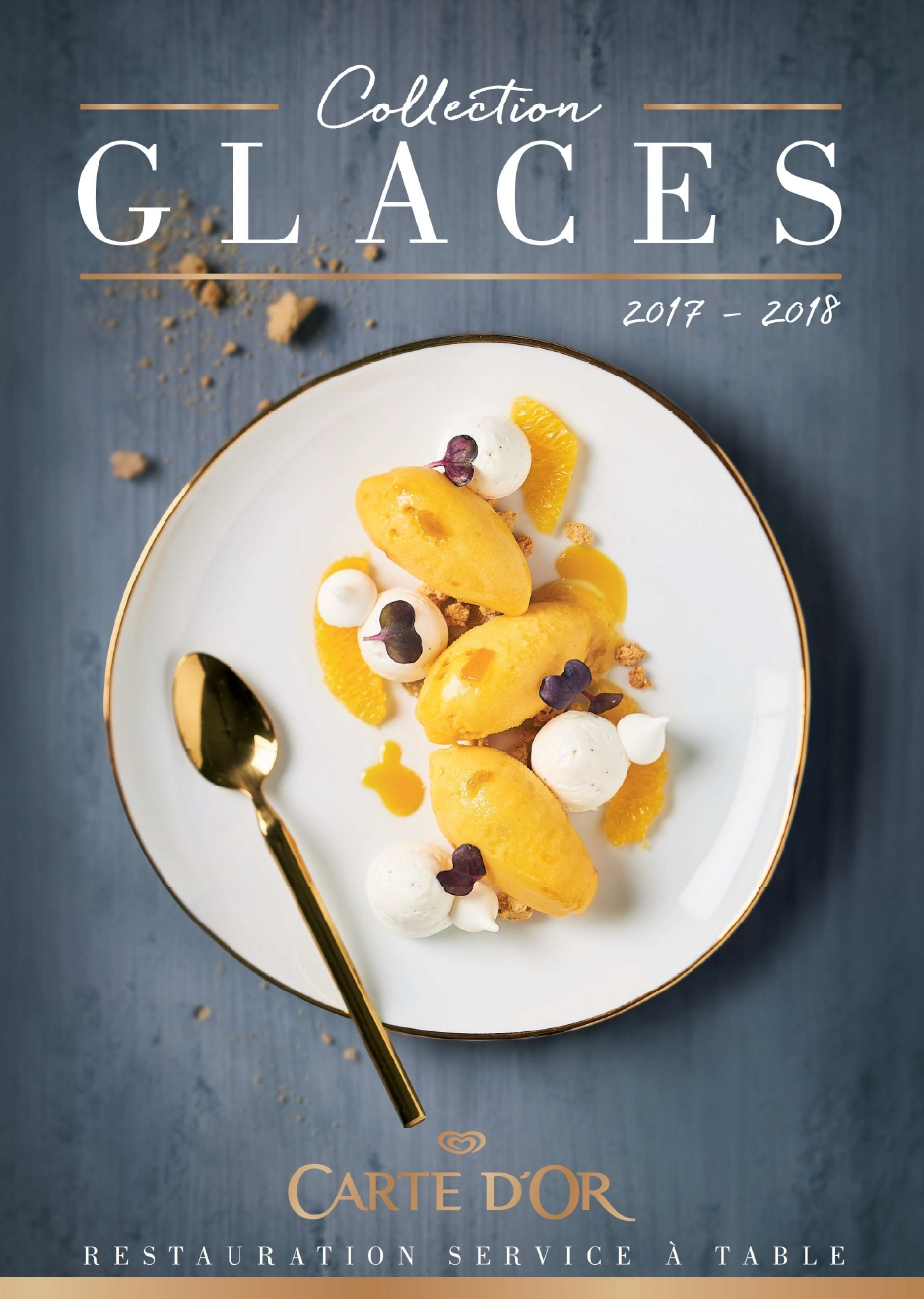 couverture catalogue glaces 2018